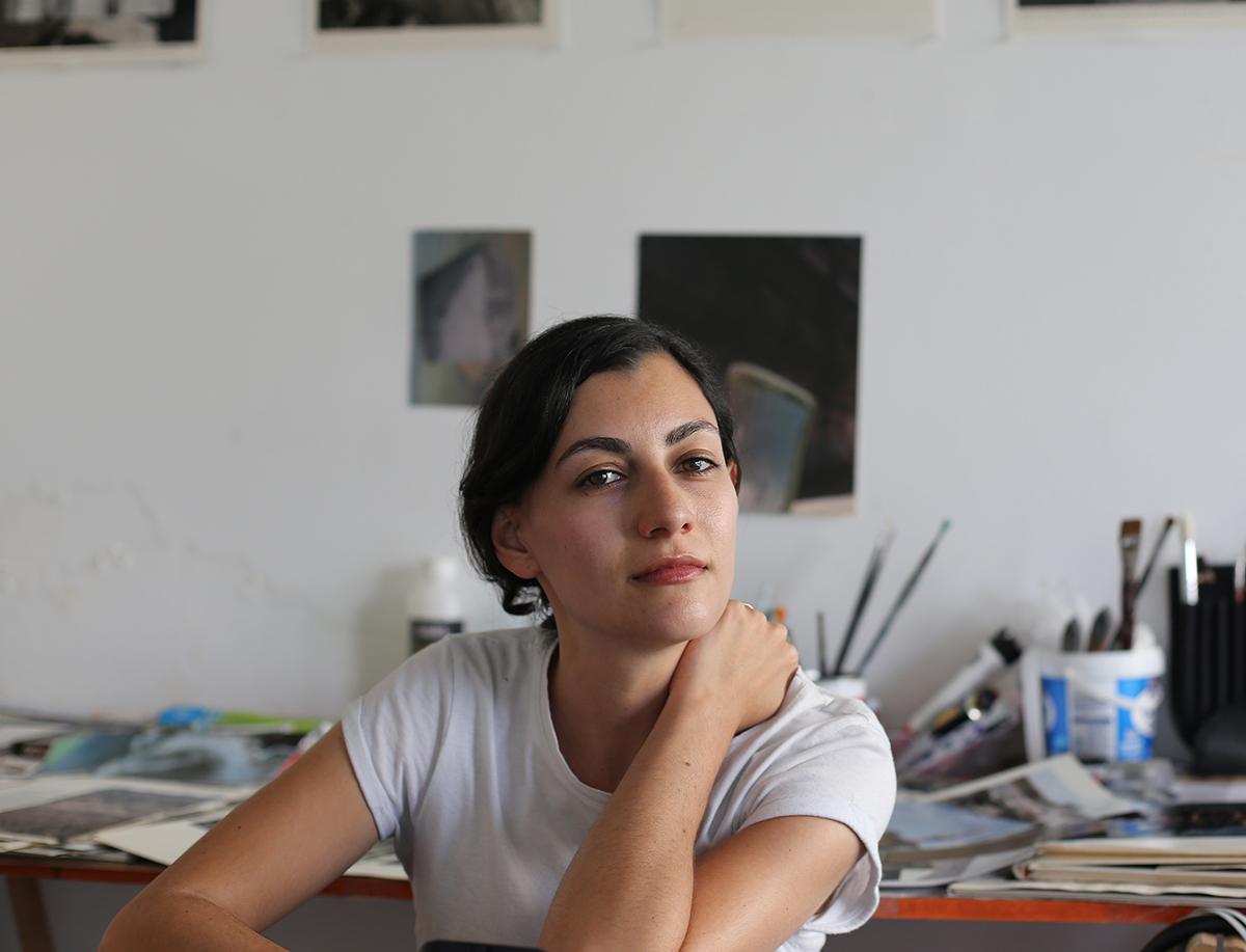 Elena Papanikolakis and the Patchwork of Memory