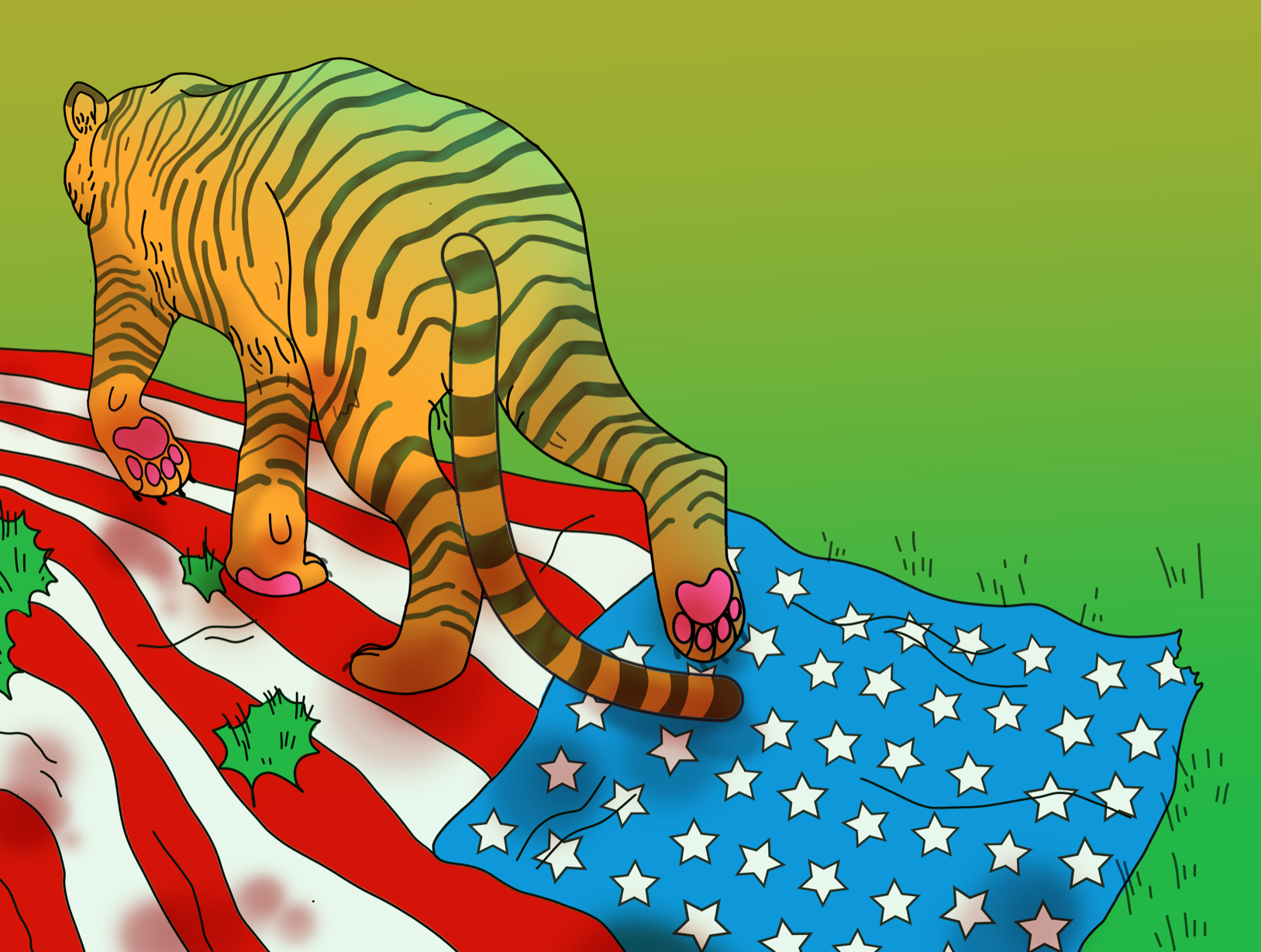 Tiger King, Its Cultures, and the American Dream